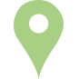 small light green location icon